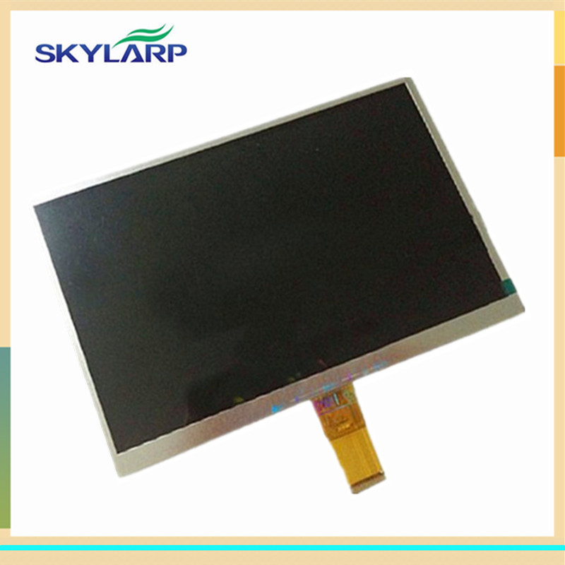 skylarpu 10.1 inch Tablet LCD screen for DX1010BE40F0 displays the main screen Tablet PC screen display panel (without touch) pm070wx2 lcd displays screen
