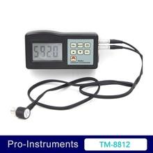 Landtek TM8812 ultrasonic thickness gauge with Sound Velocity 1000~9000 m/s