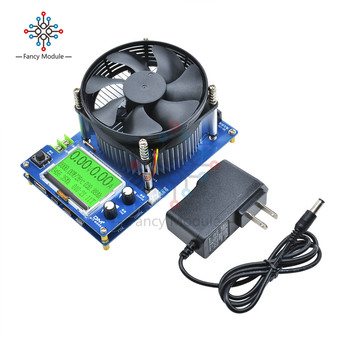 150W Electronic Load Intelligent Discharge Resistance Capacity Power Tester Detector Adjustable Volt