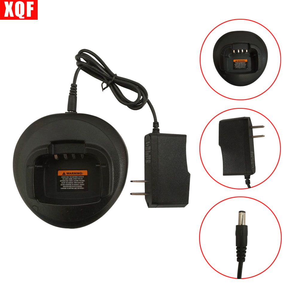 Xqf 10pcs Ni-mh Battery Charger For Motorola Walkie Talkie Cp185 Ep350 Cp476 Cp477 Cp1300 Cp1600 Cp1660 P140 P145 P160 Up-To-Date Styling Cellphones & Telecommunications