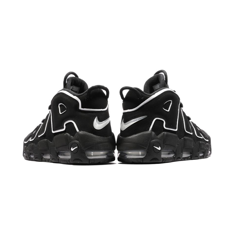 2971f877fc5 Authentic Nike Air More Uptempo Men s Breathable Basketball Shoes Sports  Sneakers New Arrival Top Quality-in Basketball Shoes from Sports    Entertainment on ...