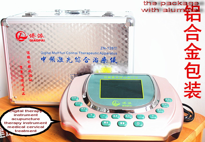 цена на Digital therapy instrument acupuncture therapy instrument medical cervical treatment instrument lumbar therapeutic apparatus