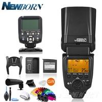 YONGNUO YN860Li Wireless Flash Speedlite+YN560 TX II Manual Flash Trigger Remote Controller for Nikon D800 D850 D750 D760 D5200