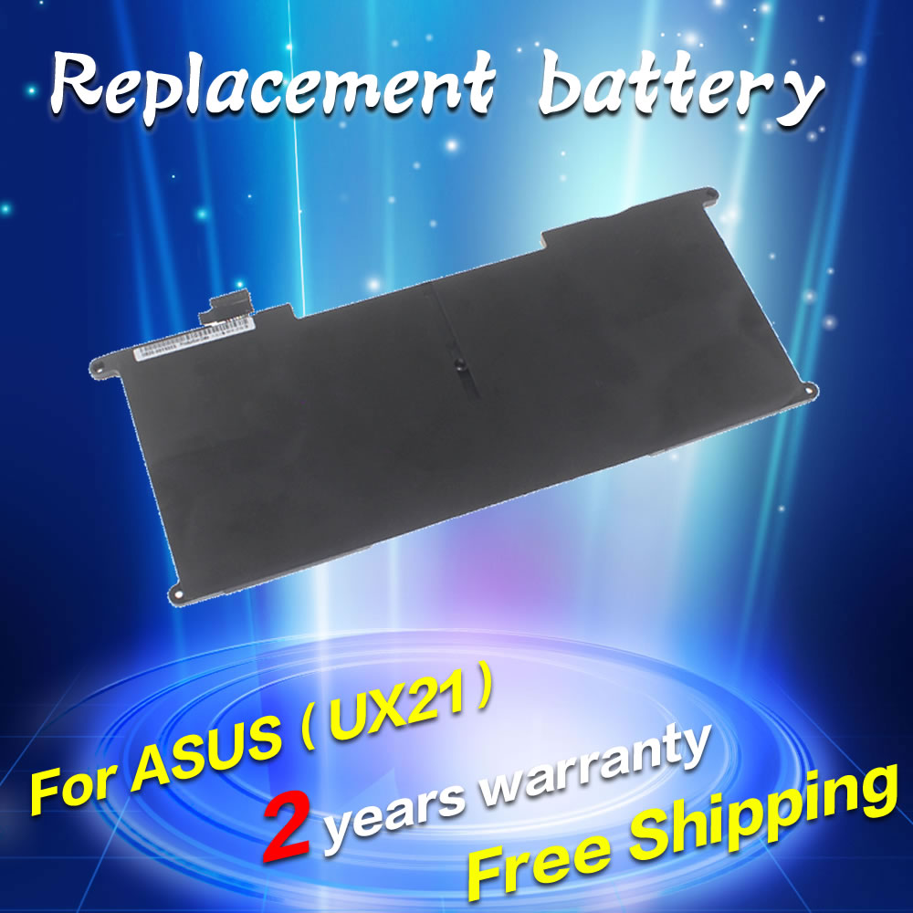 JIGU Laptop Battery for Asus Zenbook UX21 UX21A UX21E C23-UX21 Ultrabook Series Free shipping free shipping new 15 2v 64wh genuine b41n1341 battery for asus asus q502l q502la series laptop
