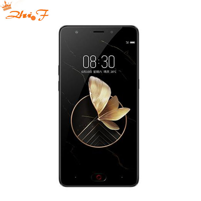 "Nubia M2 lite Snapdragon 625 Octa Core 3GB RAM 64GB ROM Dual 13.0MP Rear "" 4G LTE Fingerprint Mobile Phone"