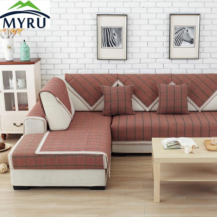 Aliexpress.com : Buy MYRU Modern Hot Sale Sofa Covers Slip