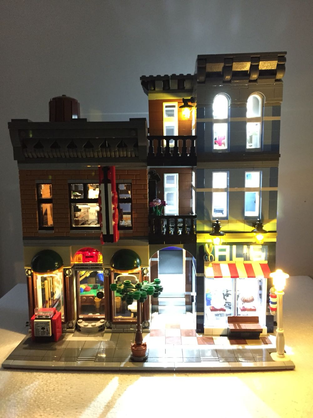 Aliexpress Com Buy Led Light Up Kit For Lego 10246 And