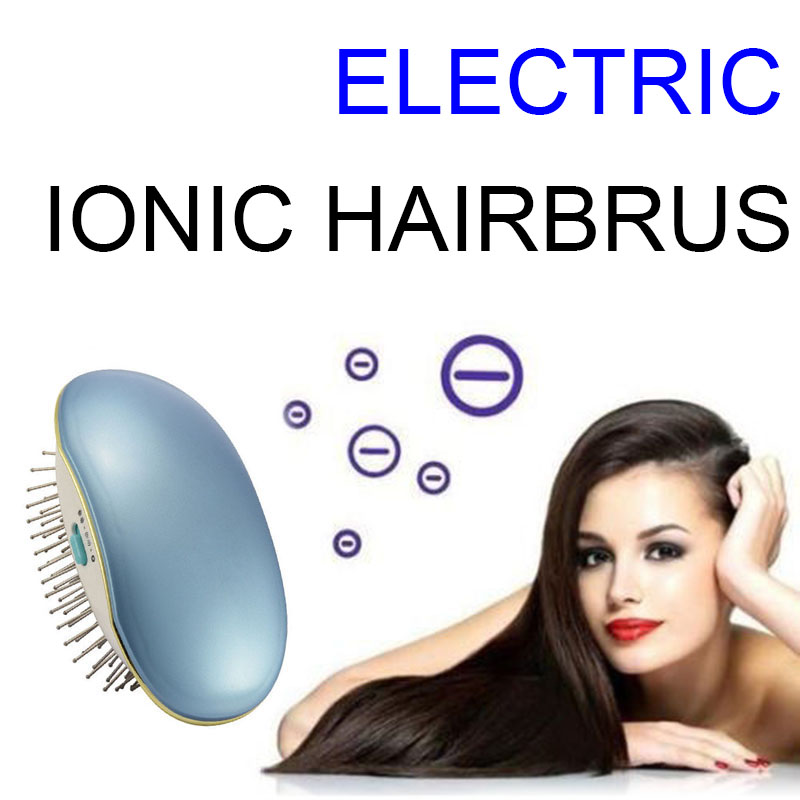 Portable Electric Ionic Hairbrush Takeout Mini Hair Brush Comb Massage Tool Straight hair comb Electric Ionic Styling Tool цены