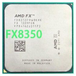 AMD FX-Series FX 8350 Octa Core/AM3 +/4,0 GHz/125 W/FD8350FRW8KHK