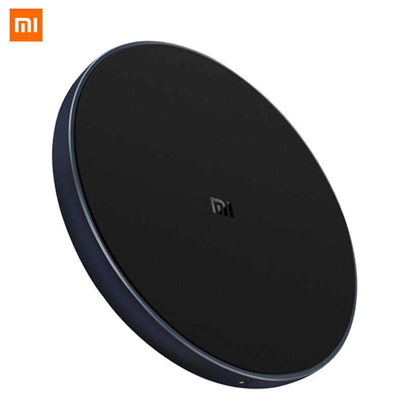 100% Original Xiaomi Wireless Charger, Universal Qi Fast Charging Pad for ALL Enable Phones