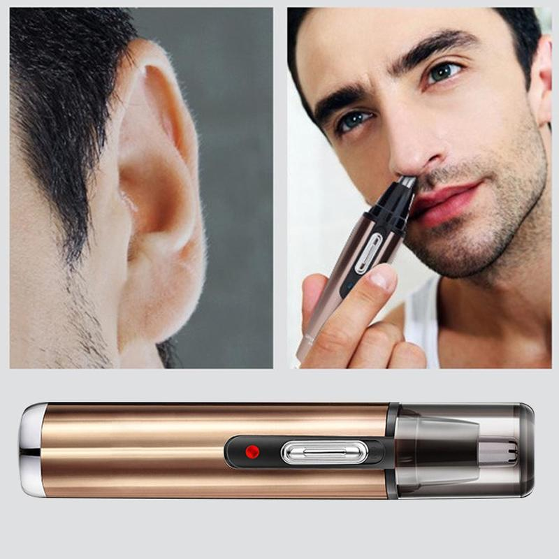 Trimmer for nose Electric Shaving Nose Hair Trimmer Safe Face Care Shaving Trimmer For Nose Trimer Makeup Tools 5