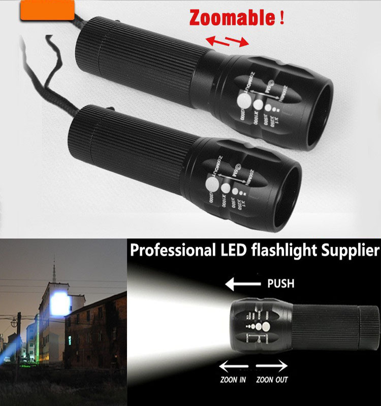 Lanternas e Lanternas lumen zoomable mini lanterna led Marca : Pocketman