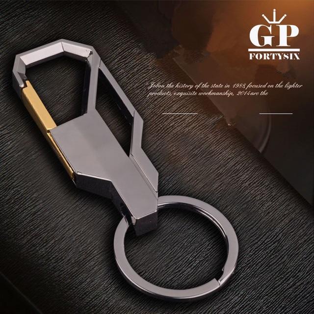 Key Fob Keychain >> Us 2 1 40 Off New Mens Auto Car Keyring Creative Alloy Metal Keyfob Gift Keychain For Bmw Mazda Mercedes Audi Toyota Chaveiro Key Holder In Key