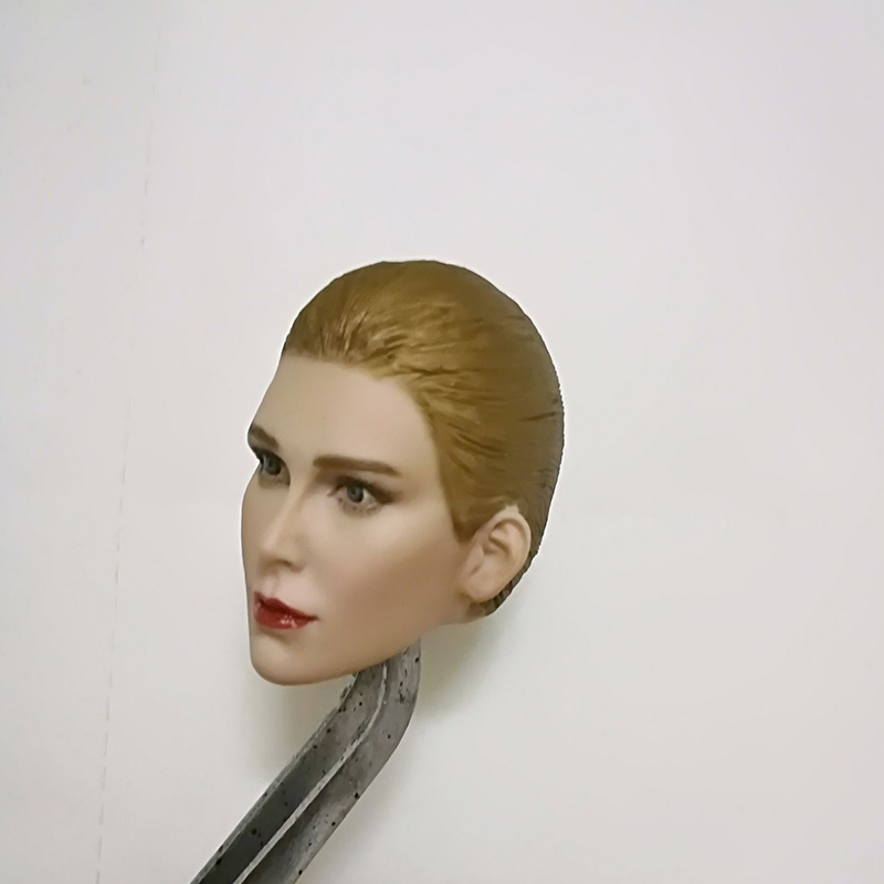 1/6 Sharon Stone Head Short Hard Hair for 12 Bodies1/6 Sharon Stone Head Short Hard Hair for 12 Bodies