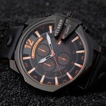 Masculino Big Dial Luxury Watch