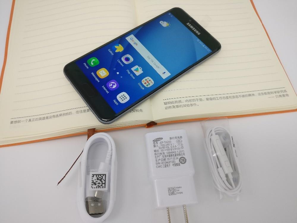 Original Samsung Galaxy C5 LTE móvil teléfono c5000 Octa Core 1,2 \ 1,5 GHz 4 gb/32 gb 16MP Cámara NFC - 6
