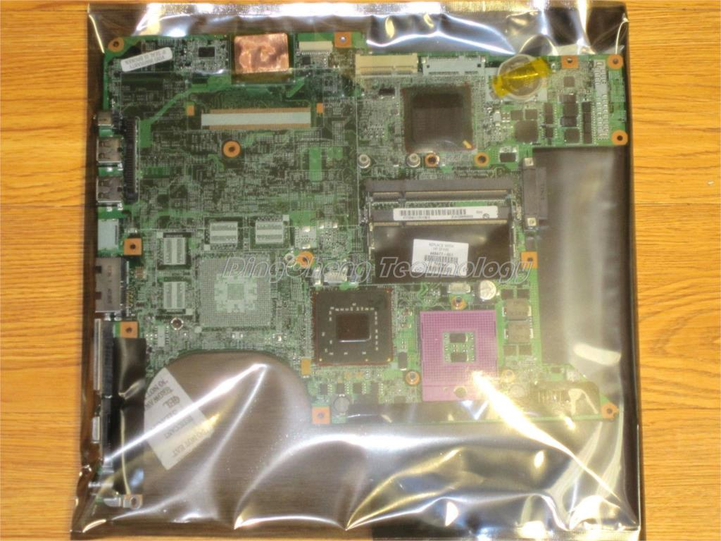 SHELI laptop Motherboard for hp DV6000 DV6500 notebook mainboard 446477-001 965GM DDR2 DA0AT3MB8F0 100% Tested