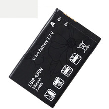 лучшая цена Original LGIP-430N Battery for LG T310 T320 TB260 T300 GS290 TB200 GW300 LX290 LX370