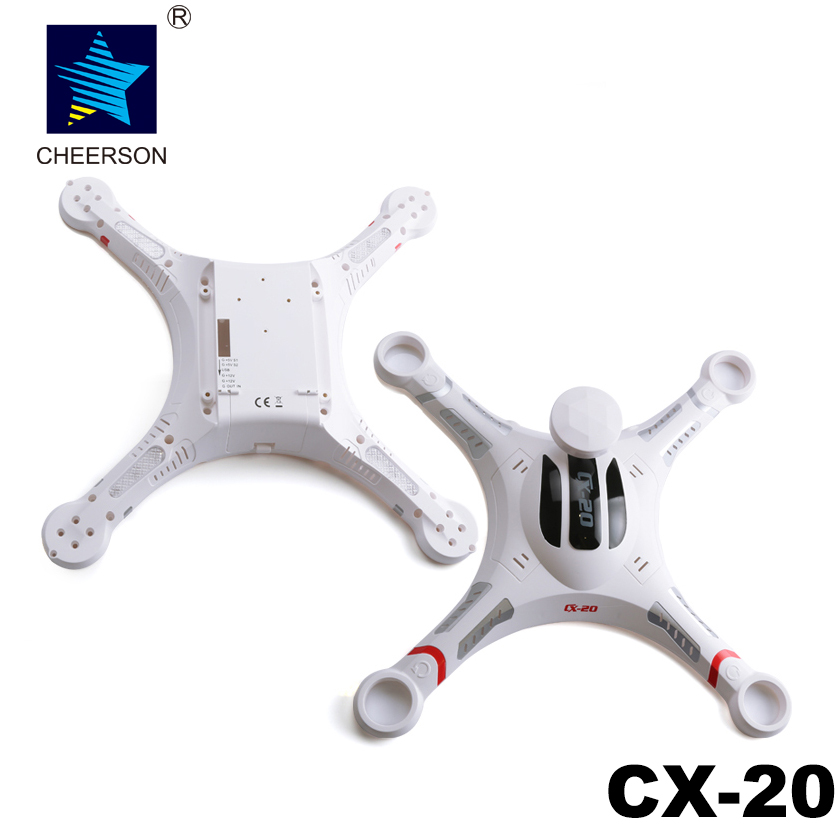 rc helicopter motherboard with Cheerson Cx 20 Rc Quadcopter Drone Spare Parts Cx 20 Upper And Lower Body Cover Shell Frame Kit For Cx 20 Drone on Air Hogs Rc Star Wars X Wing Starfighter also 152544784549 together with 32627189829 furthermore Index moreover 253075755957.
