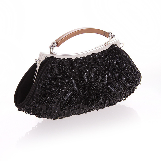 Moonflower beads embroidered bags Ruili fashion handbags evening packages bags handbags women famous brands