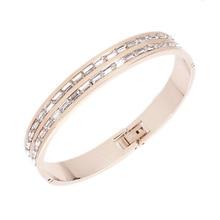 Fashion jewelry bracelet,Rose gold titanium steel bracelet,Ladies' accessories,Titanium steel accessories,Lovers gift