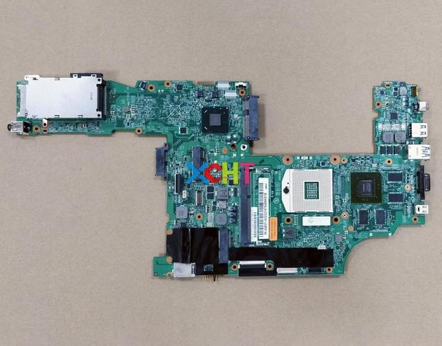 Протестированная материнская плата для ноутбука Lenovo ThinkPad T530 FRU PN: 04X1492 N13P NS1 A1 1 Гб