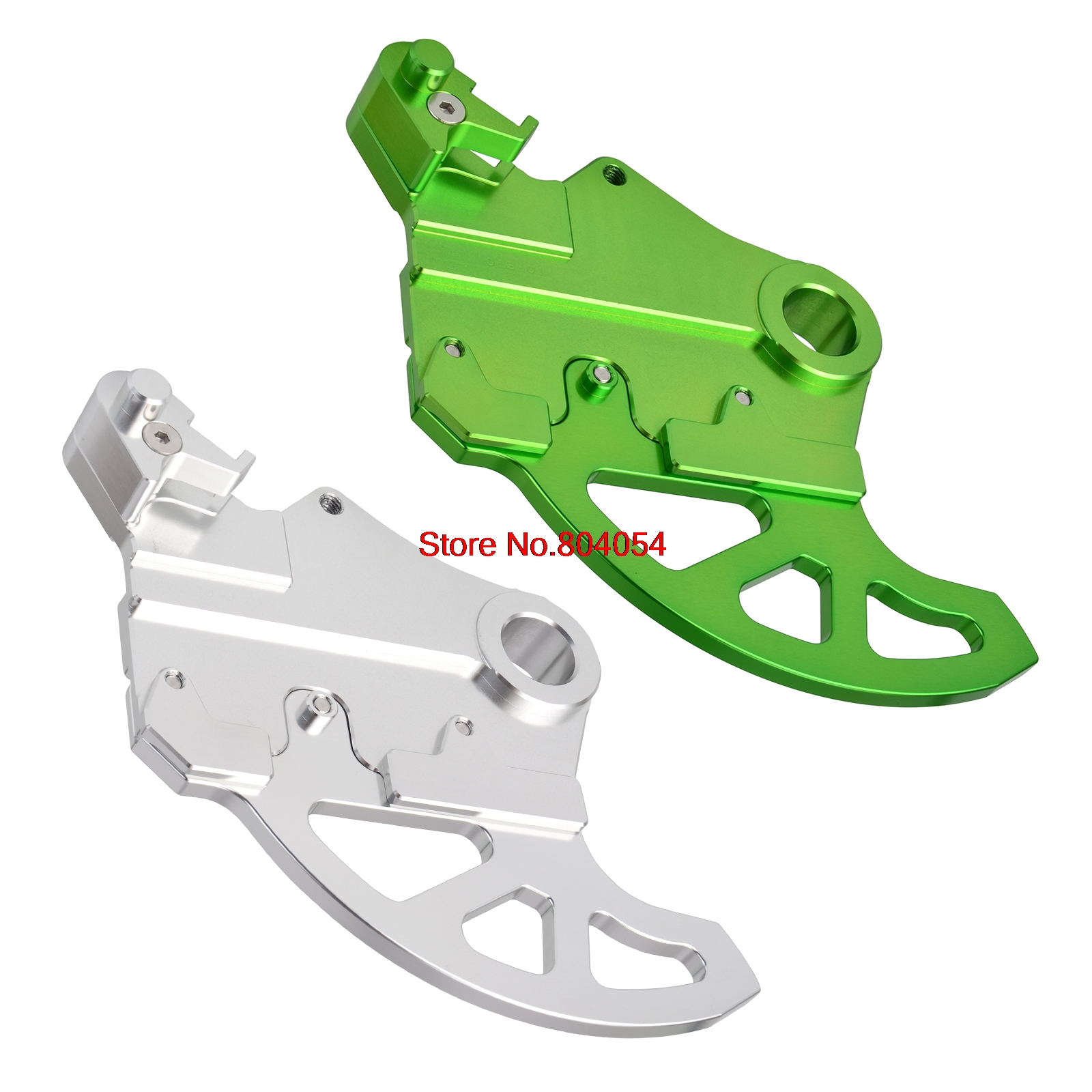 Motorcycle Rear Brake Disc Guard Protector For Kawasaki KX250F 2004-2016 KX450F 2004-2016 KLX450R 2008 2009 2010 2012