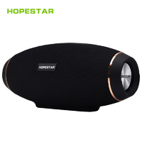 H20 31W Super Bass Speaker Wireless Bluetooth Speakers Portable Outdoor Loudspeaker Subwoofer Speaker TF USB AUX For Xiaomi
