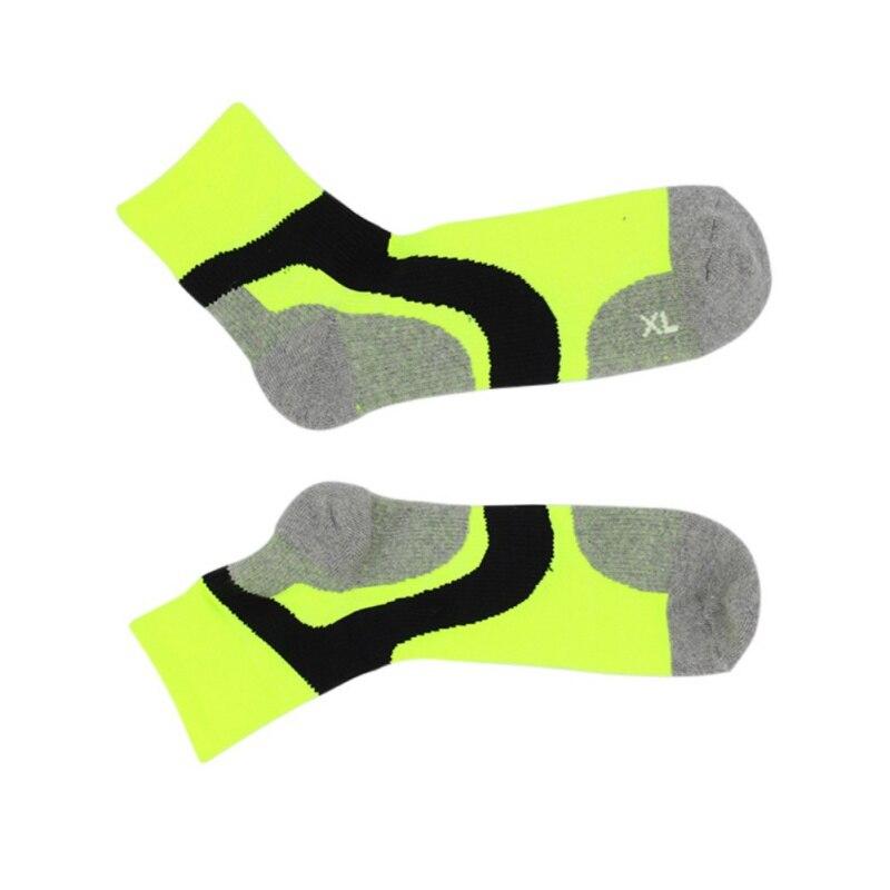 Новые женские походные носки, дышащие профессиональные быстросохнущие велосипедные носки, короткие толстые носки для бега, термоноски