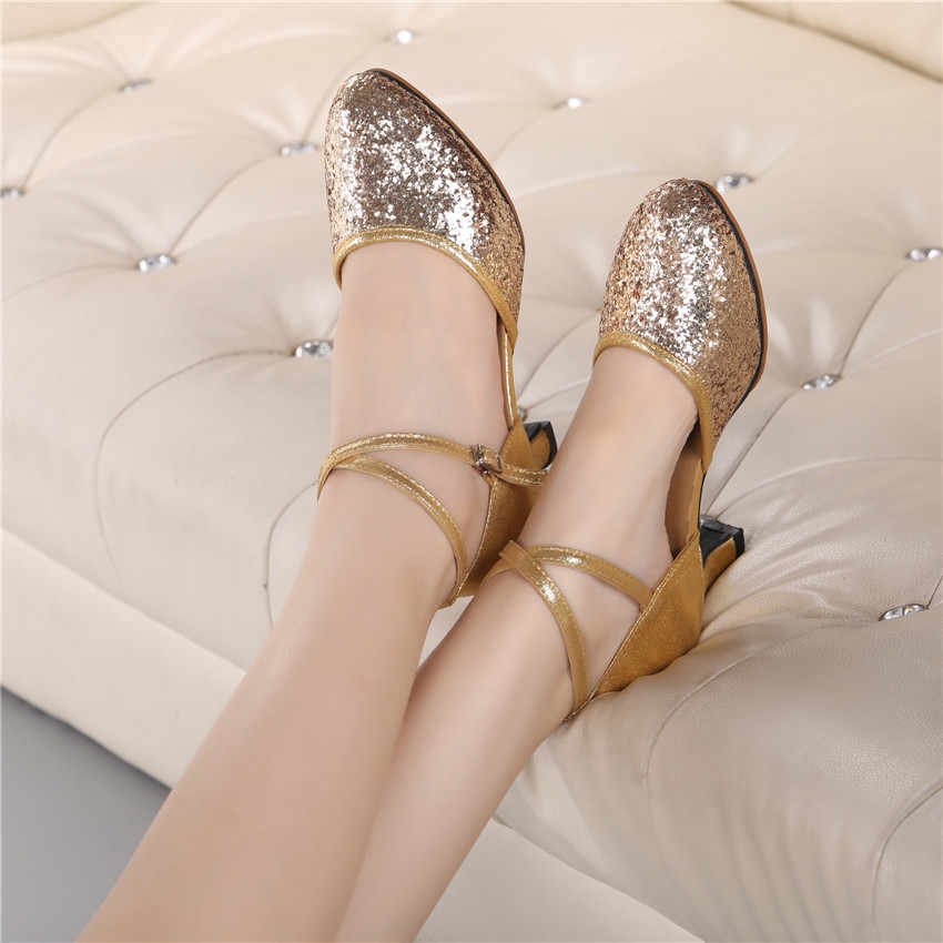 19 chaussure femme talon pumpen frauen schuhe gold silber party hochzeit schuhe braut frauen schuhe mit heels sapatos feminino # 568F