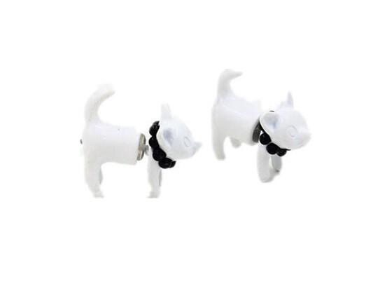 Cat Cute Stud Earrings 7