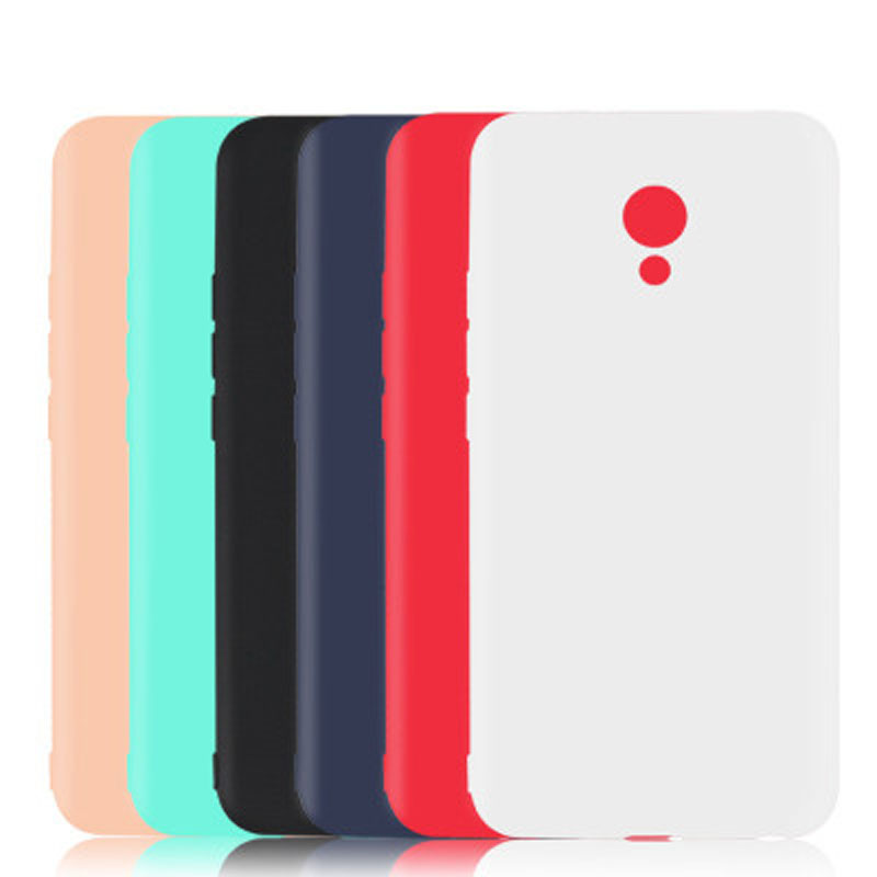 MEIZU M5 5.2 inch Case Cover 360 Full Protective Fashion Soft Silicone Back Cover Phone Case For Meizu M5 Back Cover Case