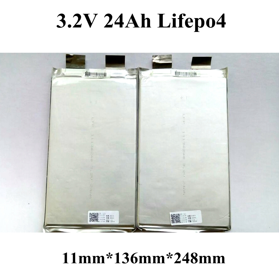4pcs Full Capacity 32v 10ah 10113116 Lifepo4 Battery 11ah For Circuit Diagram With Auto Cut Off Ebike Lithium Ion 36v 8a Gtk 24ah Power Cell 100a High Discharge 25ah Diy Batery