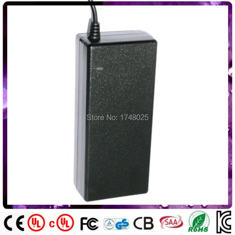 Free shipping 1pcs 12v 6.5a power adapter 78w DC Adaptor Desktop C8 AC 5.5x2.1mm 0.9m DC cable Power Supply transformer