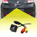 CCD HD car rear view camera for Renault Logan Renault Sandero Koleos Dacia Duster Sandero Fluence Latitude Megane 3 park camera