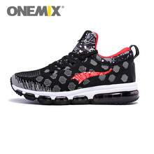 ONEMIX Cheap Running Shoes for Men Breathable Upper Damping Zapatillas Mujer Deportivas Sports font b Sneakers