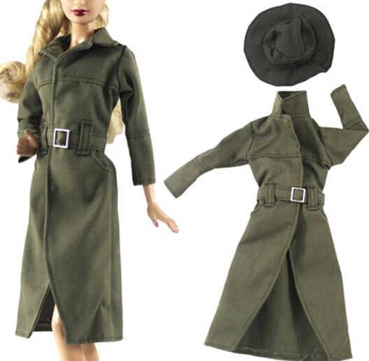 15 estilos de ropa de fiesta de muñeca elegante blusa Casual desgaste niñas traje pantalones accesorios de ropa para muñeca niñas regalo