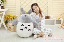 stuffed toy large 75cm cute totoro plush toy soft throw pillow ,Christmas gift h736