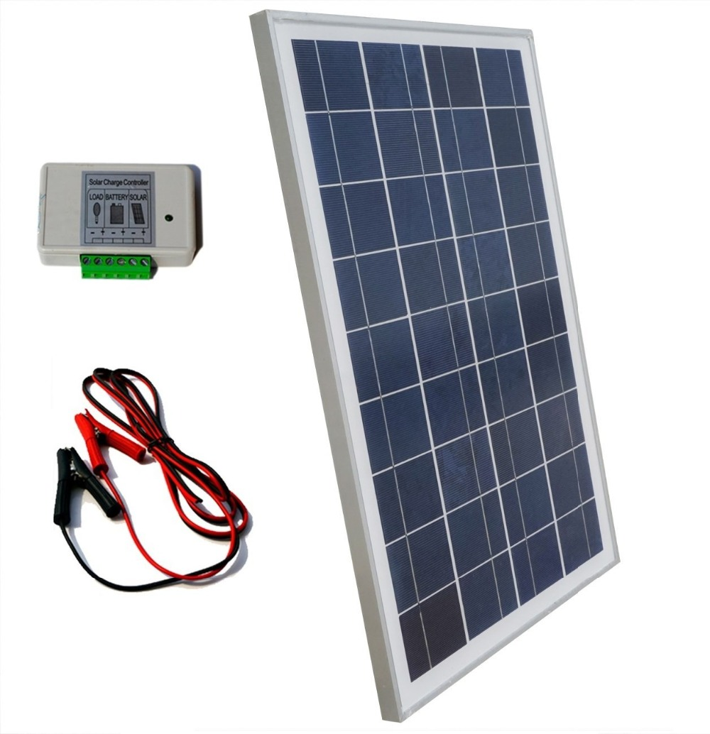 25W 12V Polycrystalline silicon Solar Panel/solar system/solar battery used for 12V photovoltaic power home system