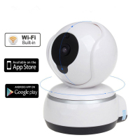 IP 720p HD Network Wifi Wireless Pan Tilt Two Way Audio IR Night Vision Network Sd