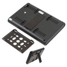 WSFS Горячие Продажа 7 Дюймов ЖК Главная Безопасность Видео Домофонные Интерком Комплект 2 Камеры 1 Монитор