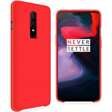 For Oneplus 7 pro Case Frosted Matte Soft TPU Silicone Rubber Case Candy Color Solid Skin Cover Oneplus 7 one plus 7 pro Cute