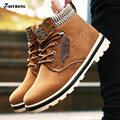 QIYHONG Brand 2016 Winter   Men Fasion  Solid Warm   Boots Male Casual  Shoes   Plus Velvet  Boots  Hot New  Indispensable Shoe
