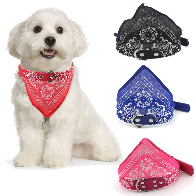 Bandana Scarf Dog Collar