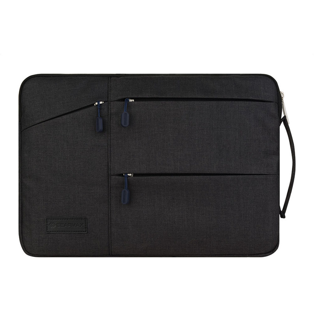 New Laptop Bag case Laptop Sleeve for pouch bag for 3 inch bag For Men Woman (Black)