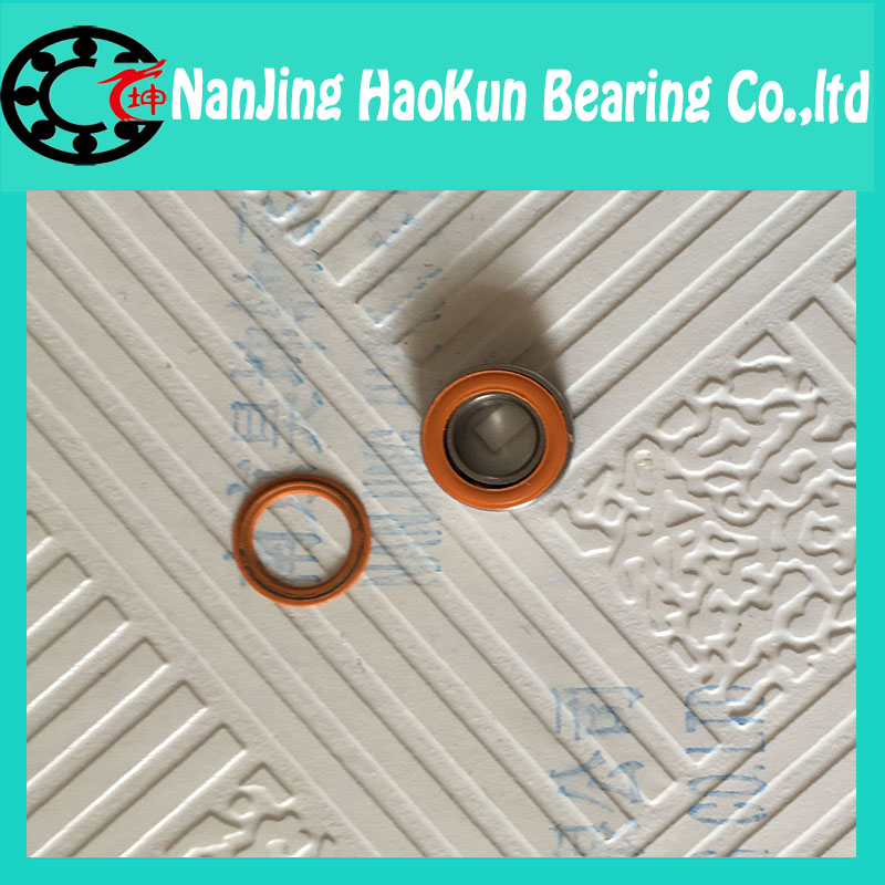 ФОТО Free Shipping FREE SHIPPING 10pcs 10x15x4 Hybrid Ceramic Stainless Greased Bearing SMR6700C 2OS A7