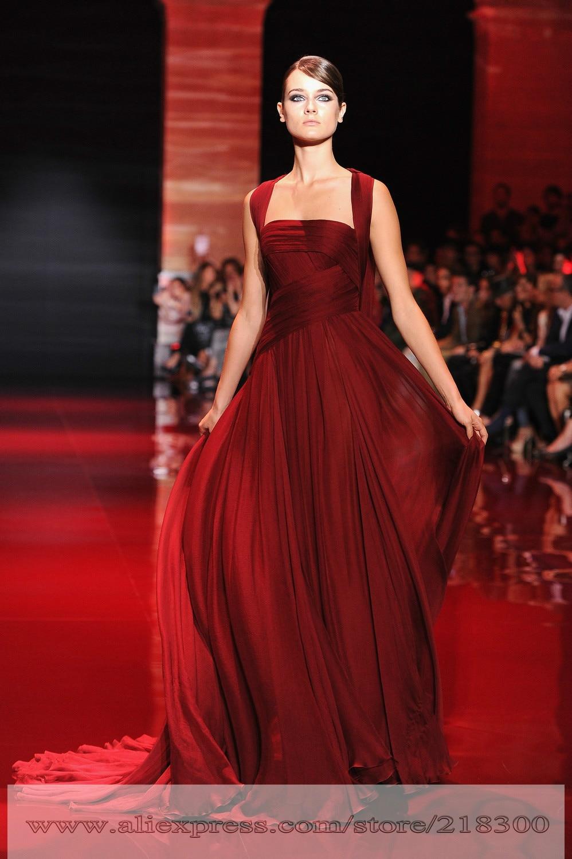 Online Buy Wholesale elie saab prom dresses from China elie saab ...
