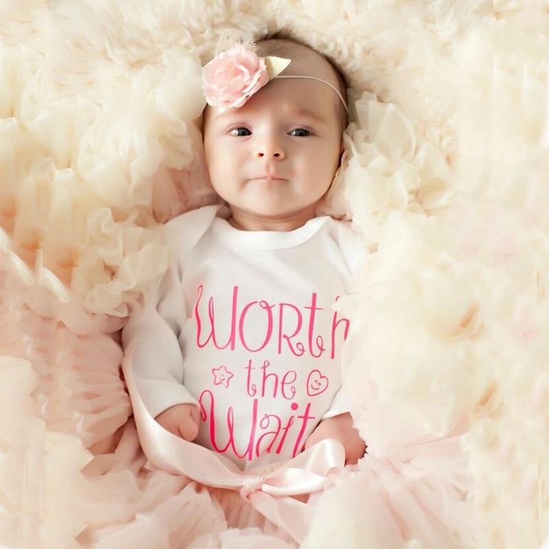 74c02ed675ad 2018 Tiny Cotton Baby Bodysuit Spring Autumn Newborn Baby Infant ...