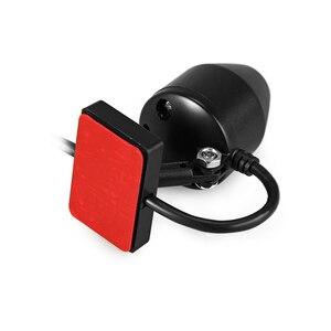 Image 3 - Автомобильный видеорегистратор с поворотом на 120 градусов и USB портом