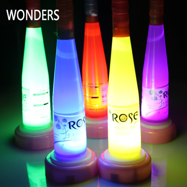 Aliexpress buy 2015 fashion led bottle light flashing 2015 fashion led bottle light flashing decorative beer drink bottle night light for clubs home decoration mozeypictures Choice Image